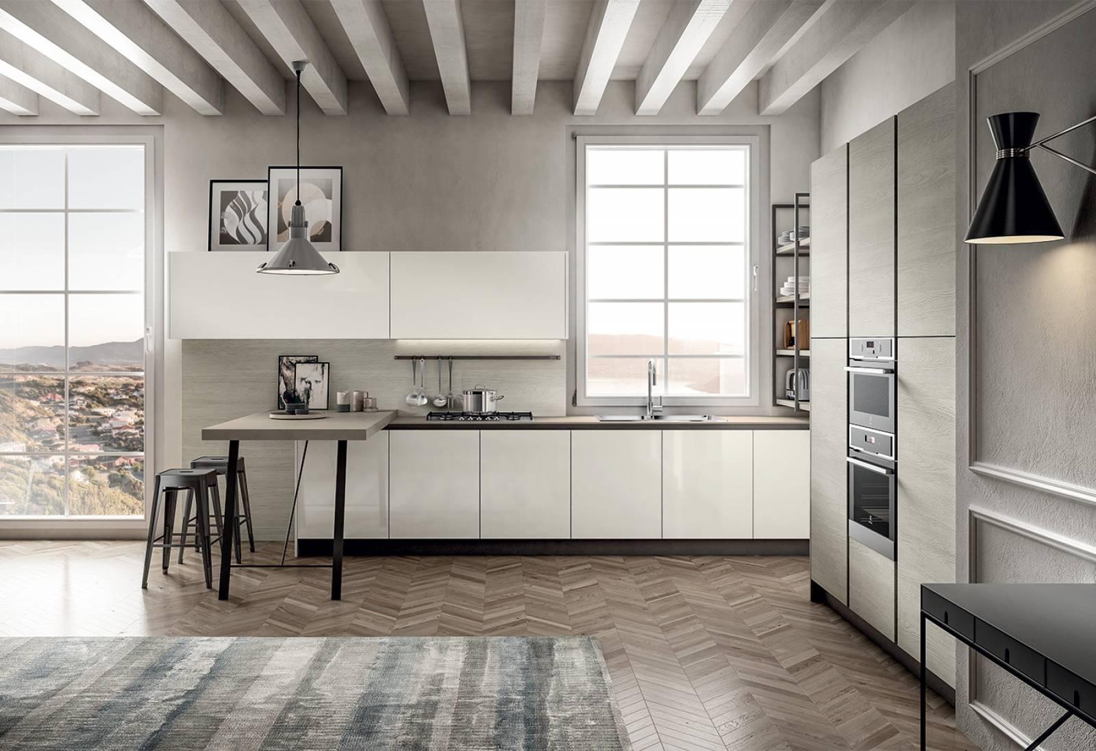 Tarif Tout Compris Pour Une Cuisine Italienne Moderne Sur Mesure