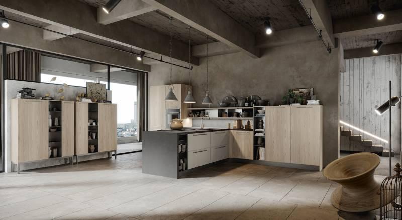 mobilier cuisine vintage sur pieds bandol vente de cuisines italiennes sur mesure bandol. Black Bedroom Furniture Sets. Home Design Ideas